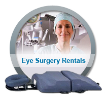 Eye Surgery Recovery Equipment Rentals - Vitrectomy Face Down Solutions