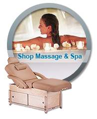 Shop Massage and Spa Equipment and Supplies