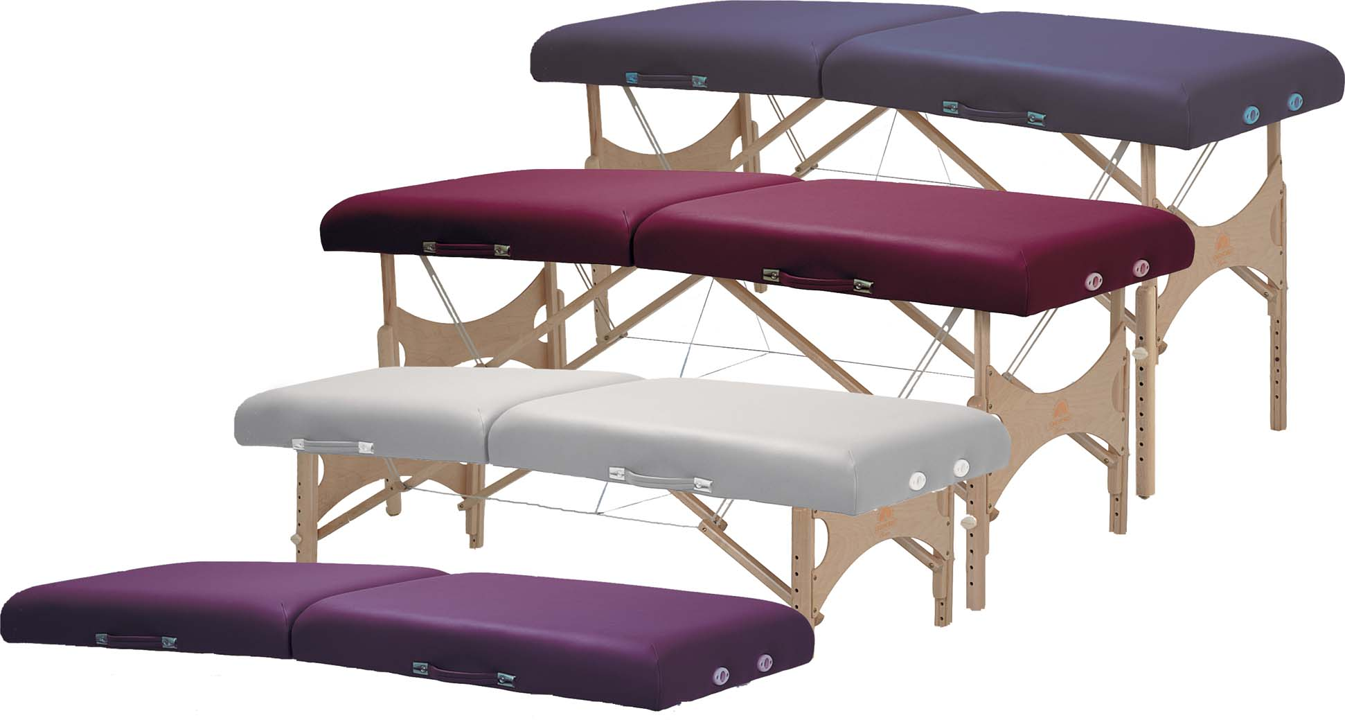 Massage Table Rentals at Different Heights