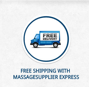Free Shipping with MassageSupplier Express