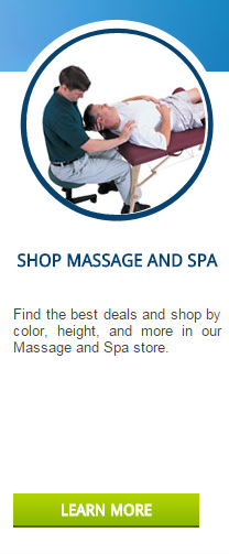 Shop Massage and Spa Products