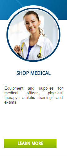 Shop Medical Equipment, including Exam Tables